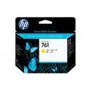 Cap Imprimare HP 761 (CH645A) ORIGINAL, Galben