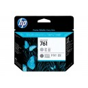 Cap Imprimare HP 761 (CH647A) ORIGINAL, Gri/Gri Inchis