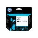 Cap Imprimare HP 761 (CH648A) ORIGINAL, Negru mat/Negru Mat