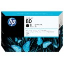 Cartus HP 80 (C4871A) ORIGINAL, Negru