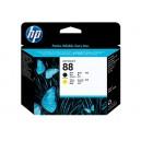 Cap Imprimare HP 88 (C9381A) ORIGINAL, Negru