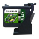 Cartus HP 21XL (C9351CE) Compatibil, Negru, capacitate mare