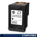 Cartus HP 300 (CC640EE) Compatibil, Negru
