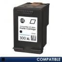 Cartus HP 300XL (CC641EE) Compatibil, Negru, capacitate mare