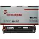 Cartus Premium Toner compatibil HP CF210A (131A) negru, capacitate mare