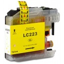 Cartus Brother LC223Y / LC225Y yellow, compatibil