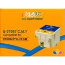 Cartus Epson T067, compatibil