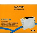 Cartus Epson T0321 negru, compatibil