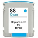 Cartus HP 88 (C9386AE) Compatibil, Cian