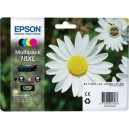 Set 4 Cartuse Epson 18XL, T1816, ORIGINALE