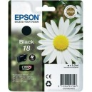 Cartus Epson 18, T1801 black, ORIGINAL
