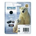 Cartus Epson 26, T2601 black, ORIGINAL