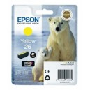 Cartus Epson 26, T2614 yellow, ORIGINAL