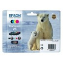 Set 4 Cartuse Epson 16, T2616, ORIGINALE