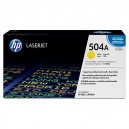 Toner HP CE252A (504A) yellow, ORIGINAL