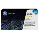 Toner HP CF032A (646A) yellow, ORIGINAL