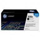 Toner HP Q2670A (308A) negru, ORIGINAL