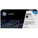 Toner HP Q6470A (501A) negru, ORIGINAL