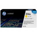 Toner HP Q7562A (314A) yellow, ORIGINAL