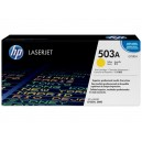 Toner HP Q7582A (503A) yellow, ORIGINAL