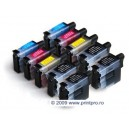 Set 10 Cartuse Brother LC900 compatibile